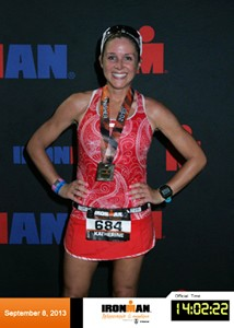 Forrester Ironman Race Photo